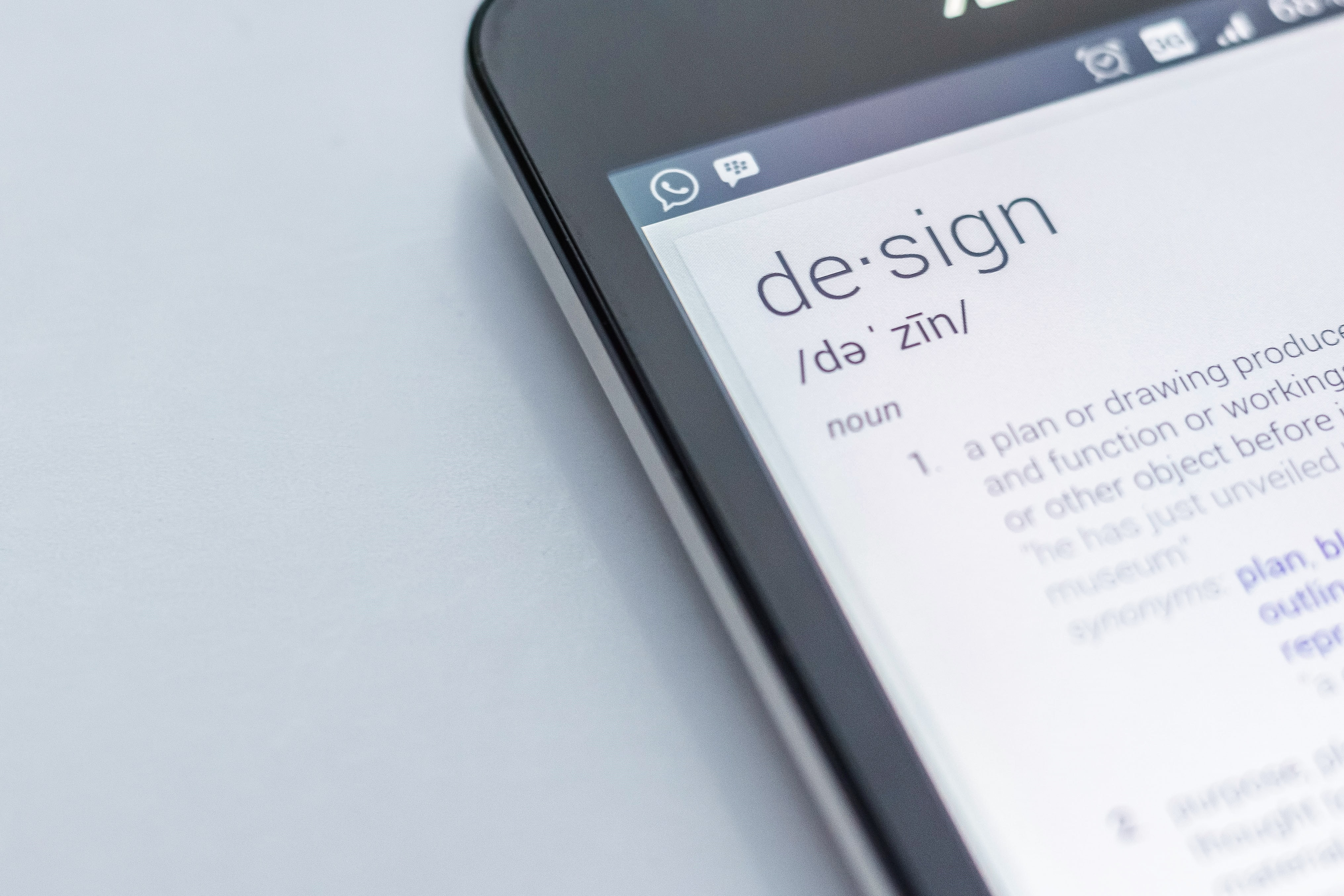 28 Design Terms You Should Know [Infographic]